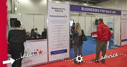 article Businesses For Sale Live at The Business Show - Olympia, London, UK - 27th & 28th Nov 2014 image
