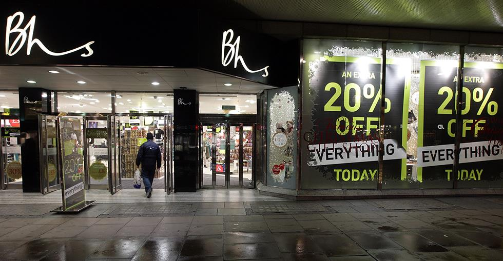 BHS Collapse: Lessons and Encouragement for Small Retailers