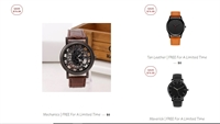 online watch store with - 1