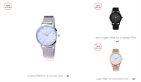 online watch store with - 2